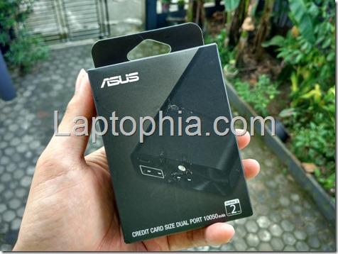 Unboxing Asus ZenPower Pro 10.050mAh