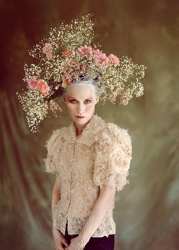 """Spring"" Chanel, Blouse, Spring/Summer 2010. London  Electric Fashion © 2014 Frederic Aranda"