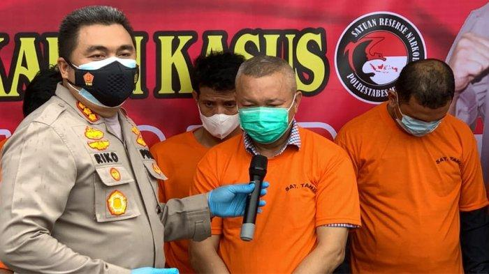 Tertangkap Pesta Narkoba, Mantan Sekda Diduga Dirawat di Ruang VIP RSJ di Medan