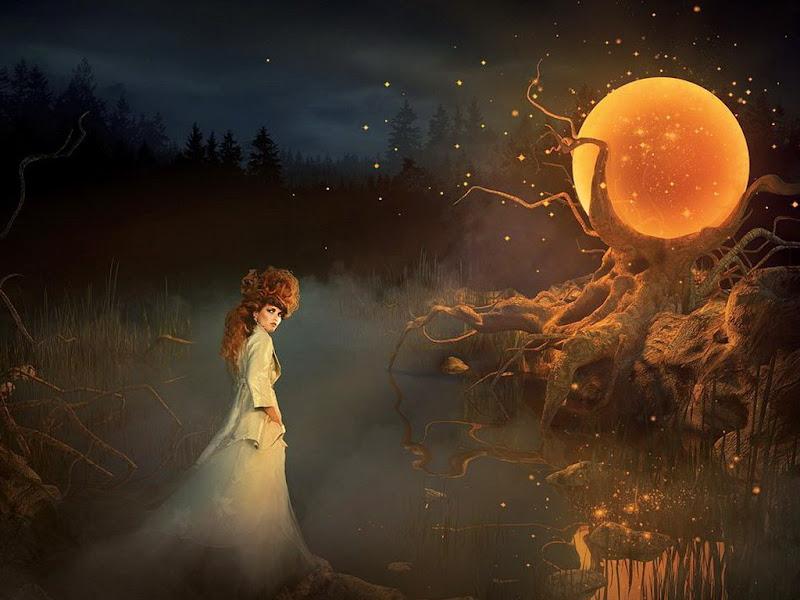 Red Moon Magic, Moon Magic