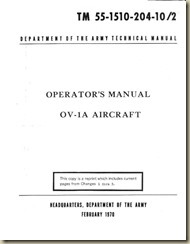 Grumman OV-1A Mohawk Operators Manual_01