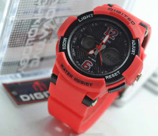 Jam tangan Digitec 2096 ladies