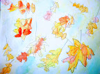 Autumn Leaves by Claire