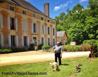 French Village Diaries Fete des Plantes et Jardin au Domaine de Péré Deux Sevres Poitou Charentes France