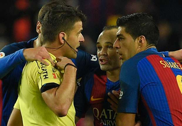 LUCKY BARCA WILL NEED TO BE MUCH BETTER AFTER LOSING SUAREZ FOR COPA FINAL