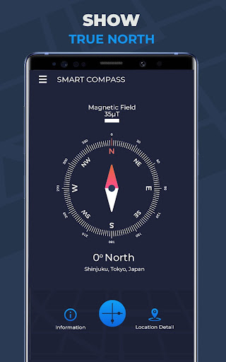 Compass Pro For Android: Digital Compass Free 1.0.8 app download 8