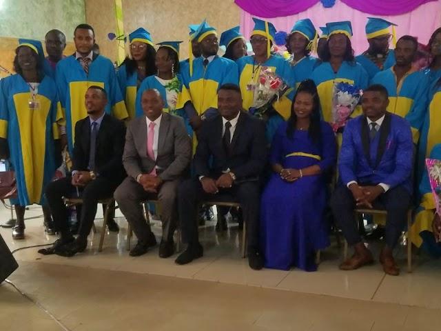 Word of Faith Bible Institute prepares, graduates 30