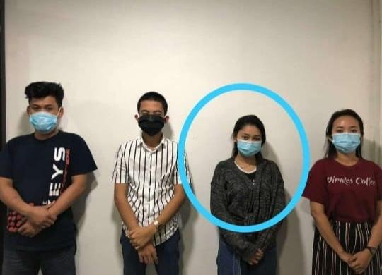 PRANK Positif Corona di Dua Rumah Sakit di Bone, Gadis ini diciduk Polisi