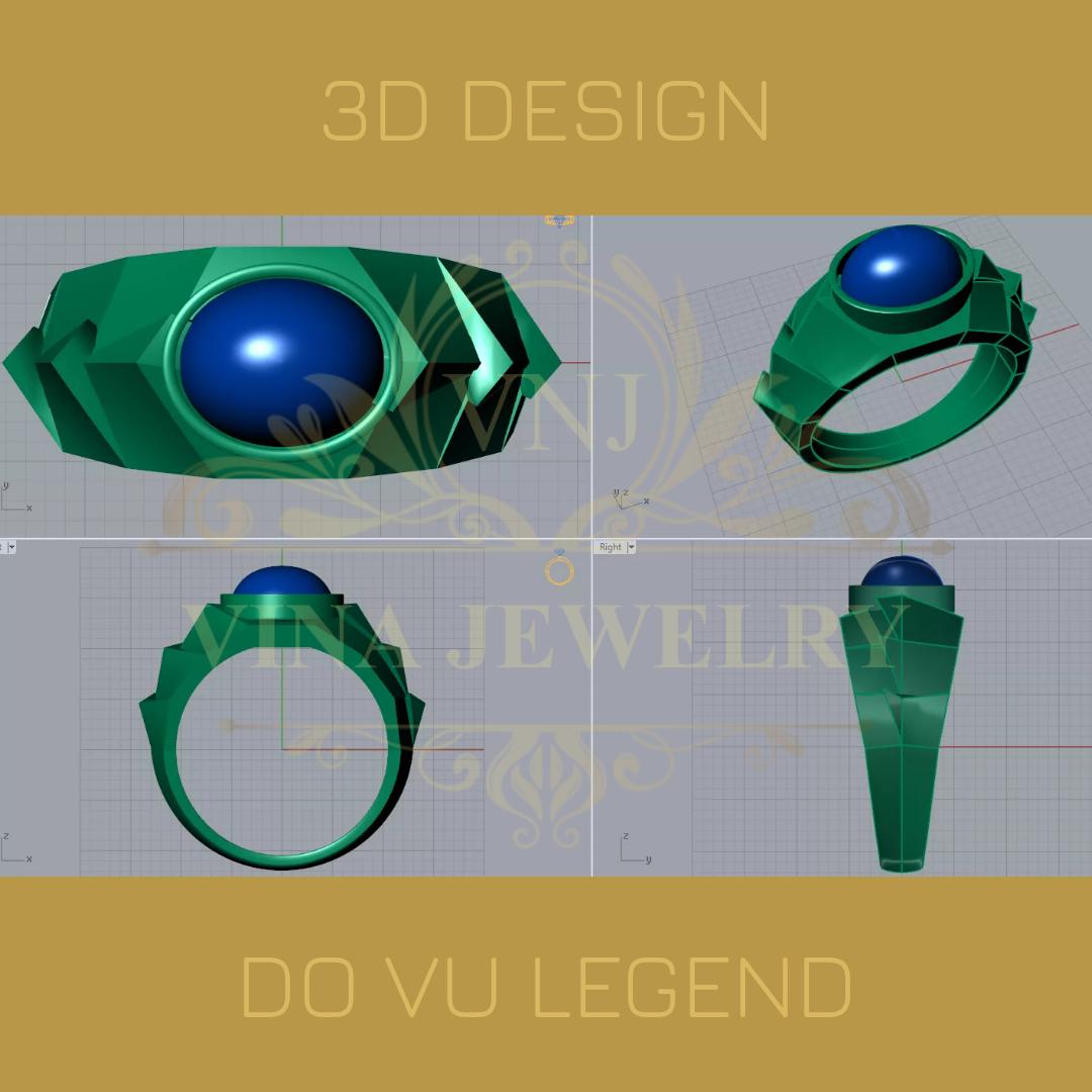 Lên thiết kế 3D duyệt mẫu lần 2