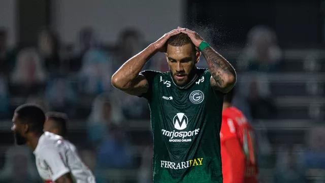 Rebaixado, Goiás se despede com derrota da Série A 2020