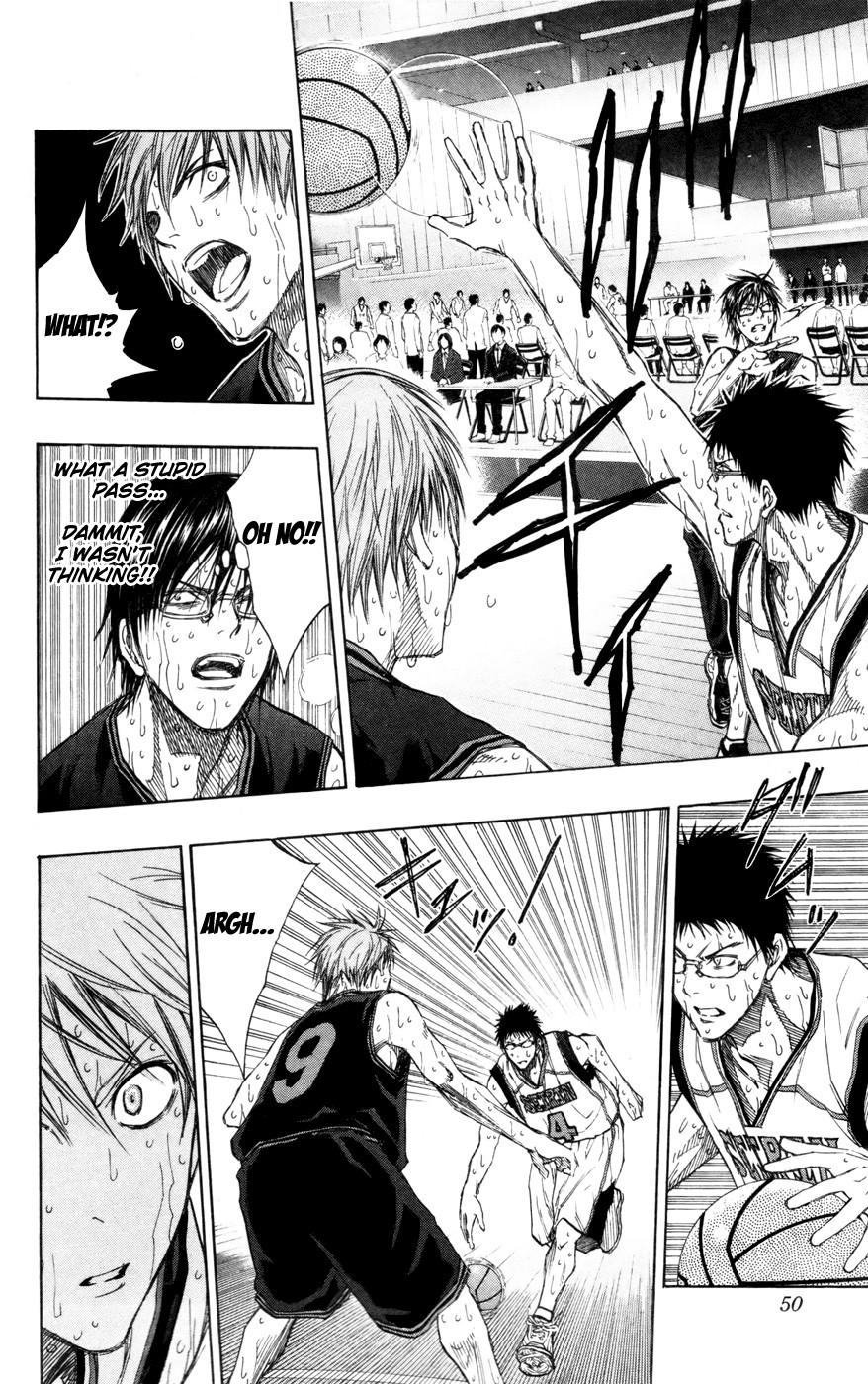 Kuroko no Basket Manga Chapter 129 - Image 03