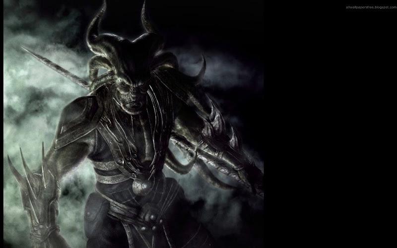 Fallen Goddess Of Sins, Horror And Dark Art