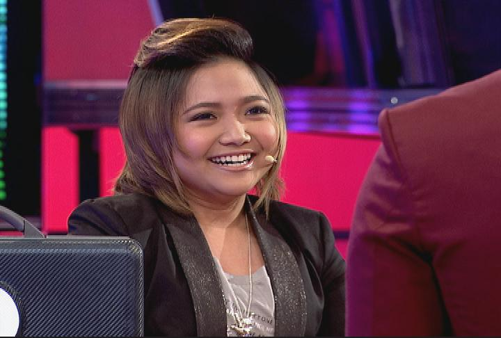 "06/23/12 - ""Kapamilya, Deal Or No Deal"" (Taped Guesting) CHARICE-4"