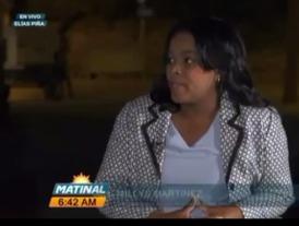 Pronvia Elías Piña, participó en programa en vivo del grupo Telemicro, en donde hablo de obras que serán ejecutadas por el Gobierno que encabeza Luís Abinader
