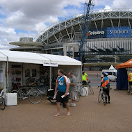 Coolest stand at Cycle Sydney