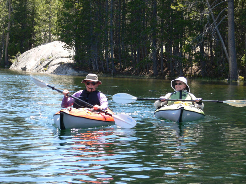 California Kayaking