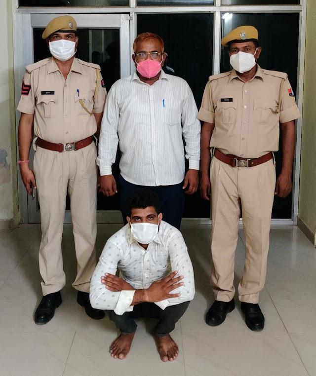 पाटन पुलिस ने हत्या के मामले में एक और आरोपी को किया गिरफ्तार