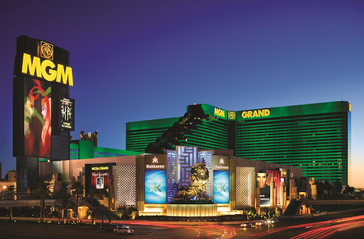 Security responds to shots fired at MGM casino