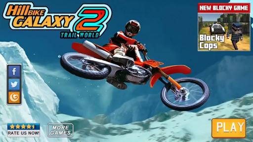 Download Hill Bike Galaxy Trail World 2 APK MOD DINHEIRO INFINITO - Jogos Android