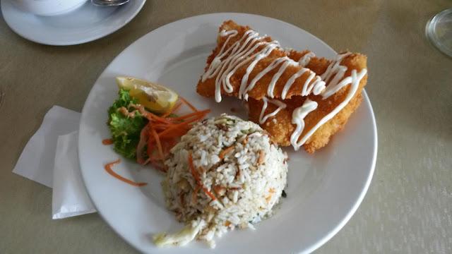 The Windmill Station Melaka Lunch Here