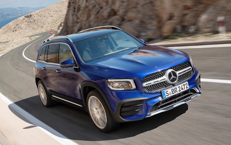 The new Mercedes-Benz GLB starts from R831,000.