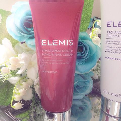 Elemis Frangipani Monoi Hand And Nail Cream