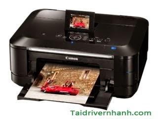 Tải về phần mềm máy in Canon PIXMA MG6370 – hướng dẫn cài đặt