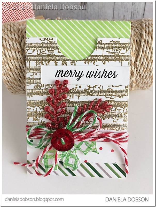 Merry wishes by Daniela Dobson