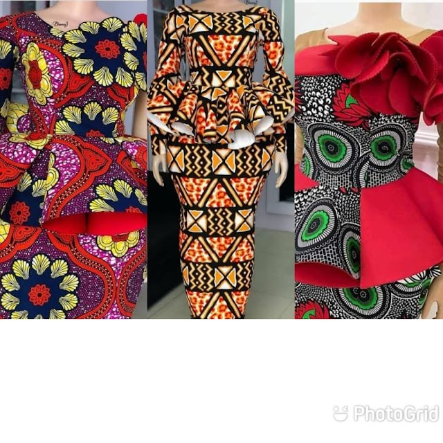 Latest Skirts and Blouse styles for ladies
