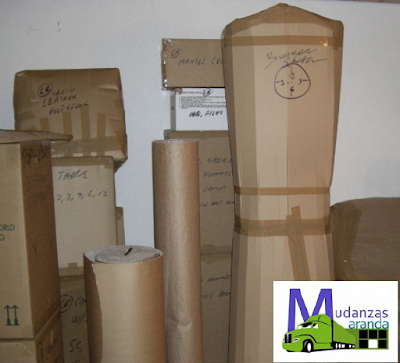 Empresas transportes Mambrilla de Castrejón