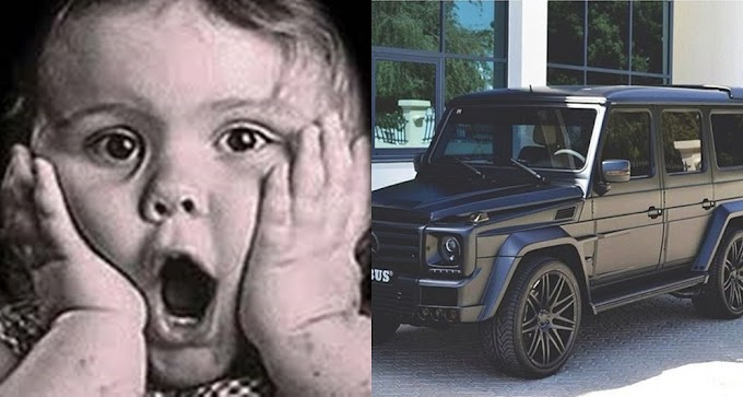 Must Read:- Guys how many of you can do this?.... Nigerian Man Buys G-wagon For A South African Man To Apologize For Impregnating His Wife