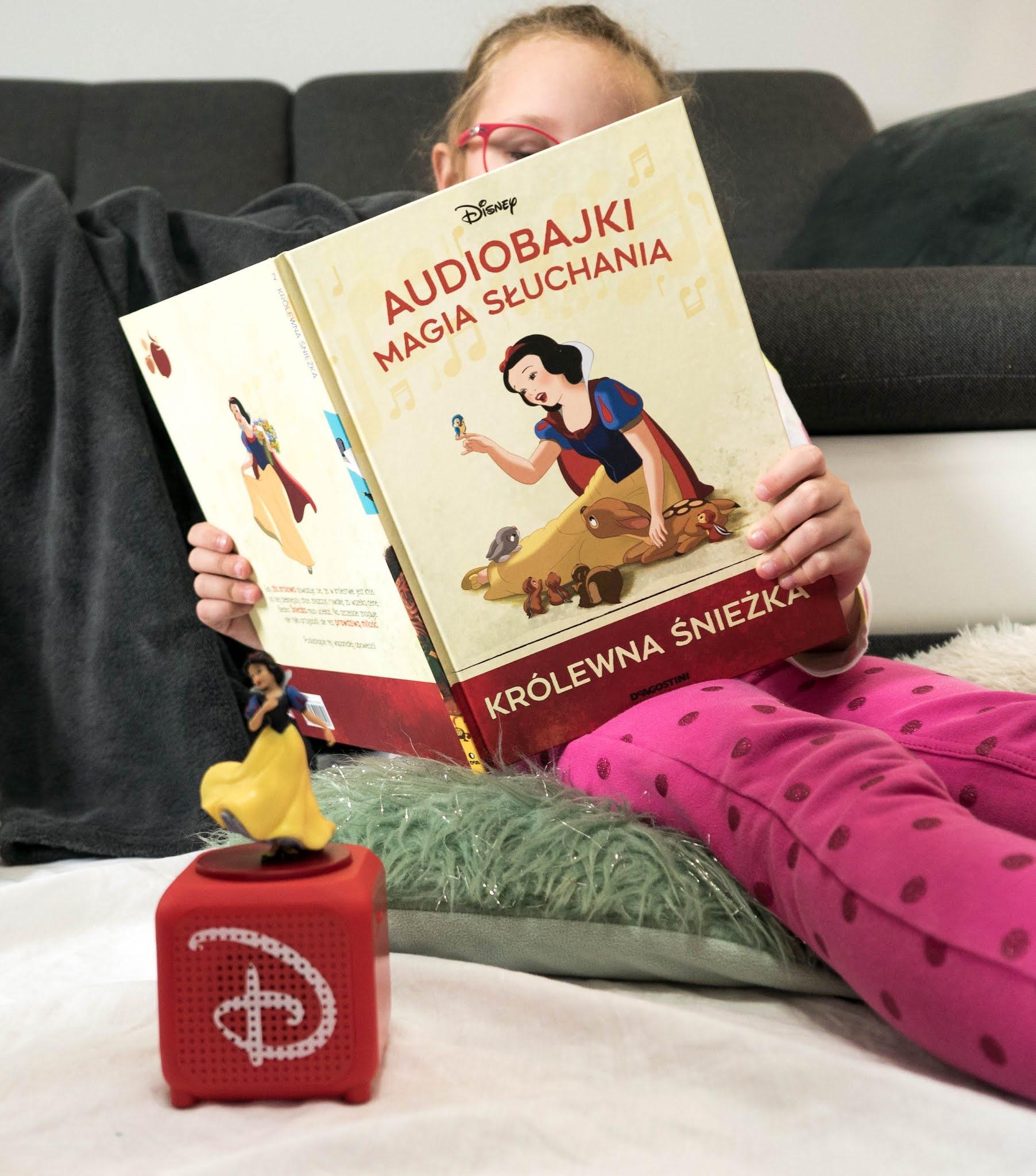Królewna Snieżka audiobook