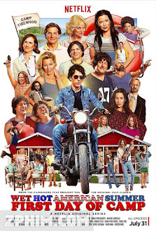 Trại Hè Kiểu Mỹ 1 - Wet Hot American Summer: First Day of Camp Season 1 (2015) Poster