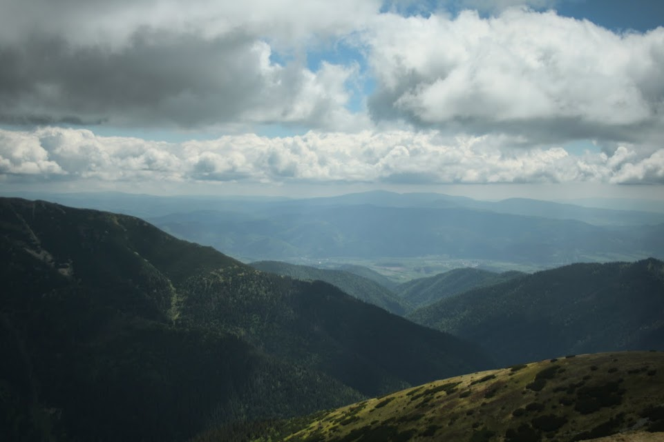 Lomnista Dolina Niżne Tatry
