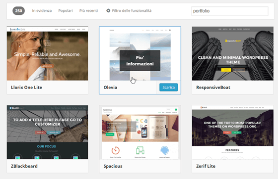 portfolio-wordpress