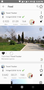 Travel Tracker Pro – GPS tracker Patched APK 2