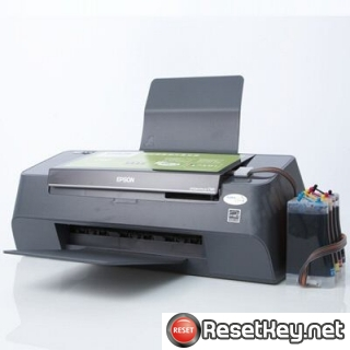 Reset Epson C95 Waste Ink Pads Counter overflow problem