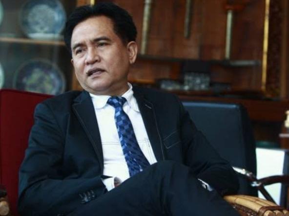 Yusril Ihza Mahendra: Pak SBY Kan Pernah Minta Tolong Sama Saya Tangani Kasus Ibas