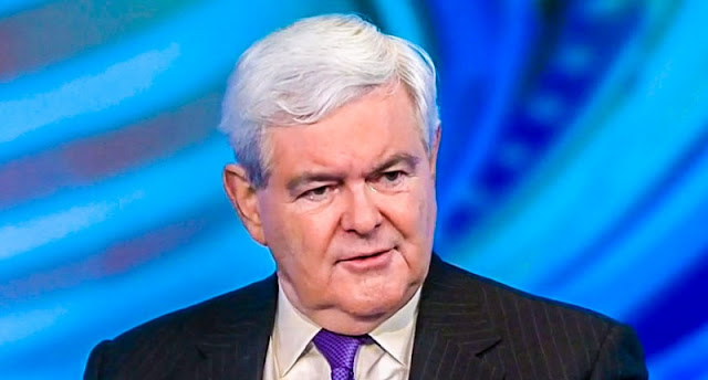 Amid speculation, Fox News suspends Newt Gingrich's contract