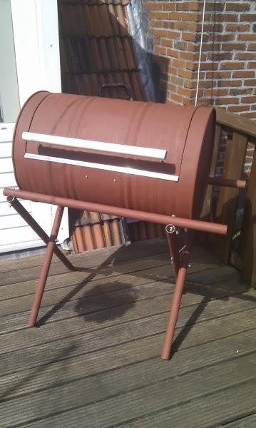 Barrel BBQ Version 1