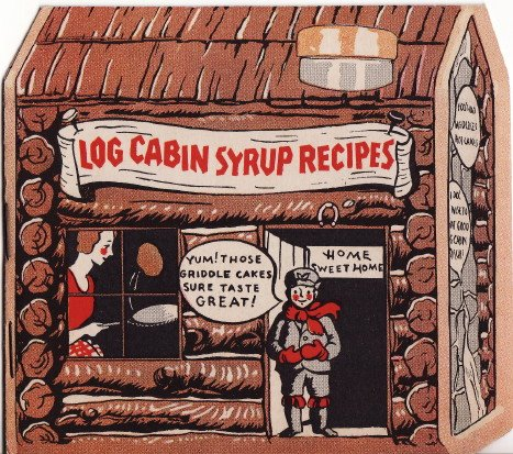 Months Of Edible Celebrations Log Cabin Fever