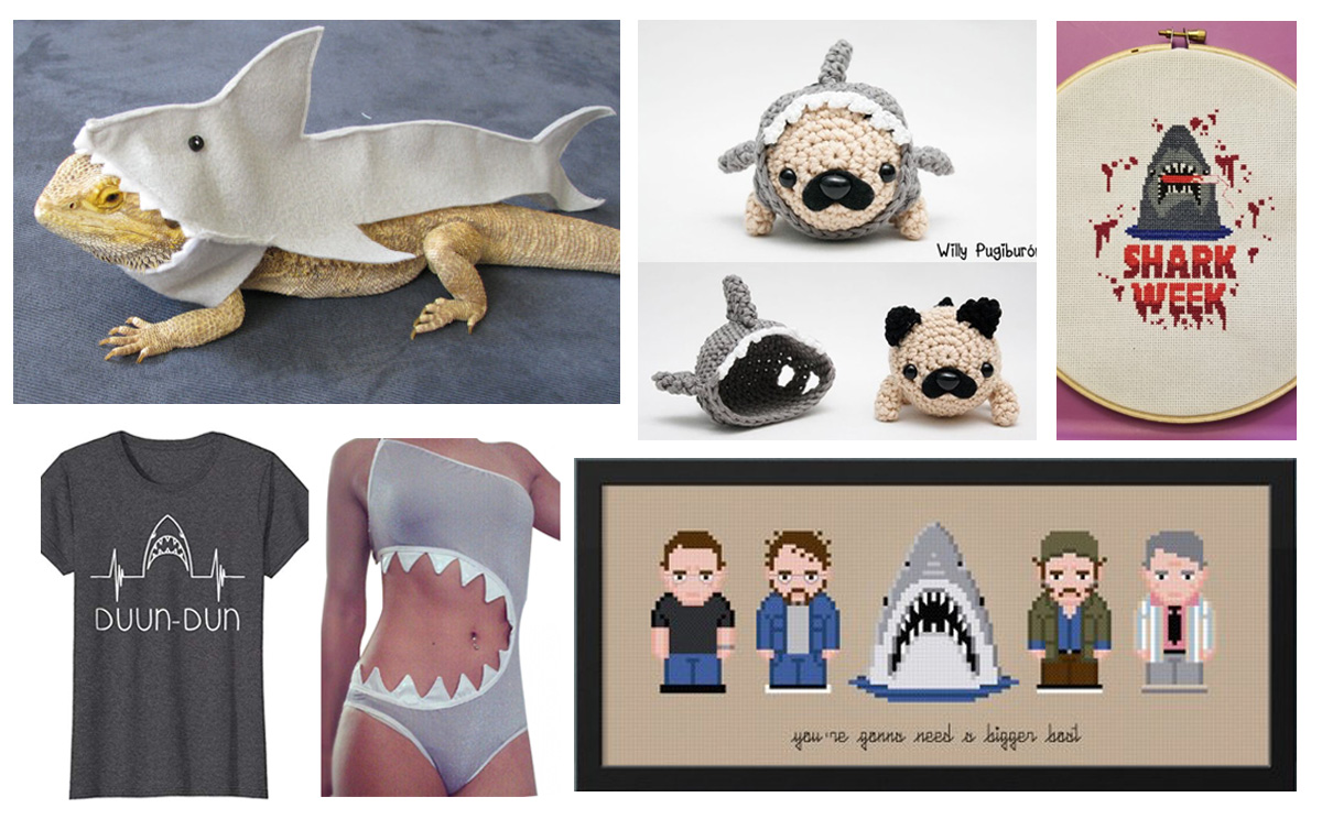 Funniest Shark Week Crafts