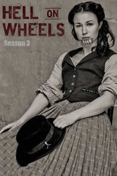Baixar Série Hell on Wheels 3ª Temporada Torrent Grátis
