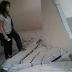 Baru Saja 3 Hari Diresmikan Jokowi, Tembok Pasar Klewer Solo Ambruk