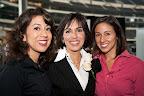 Anna Poff, Deborah Ferguson and Priscilla Ferguson.
