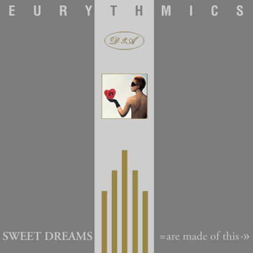 Eurythmics Sweet Dreams Are Made Of This Lyrics
