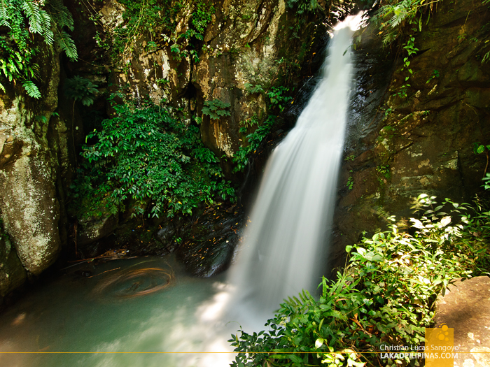 Third Falls at Mambukal's Seven Waterfalls