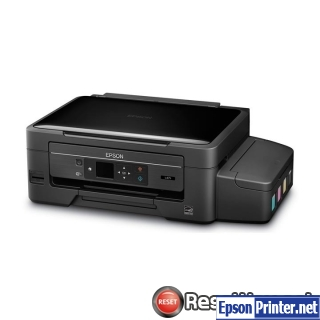 Reset Epson L475 ink pads are at the end of their service life