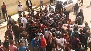 Marche des étudiants réprimée à Bouira : le mouvement plus déterminé que jamais