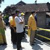 Antisipasi Banjir, Kader Golkar Yogya Bangunkan Talud dan Jembatan Warga Sanggrahan